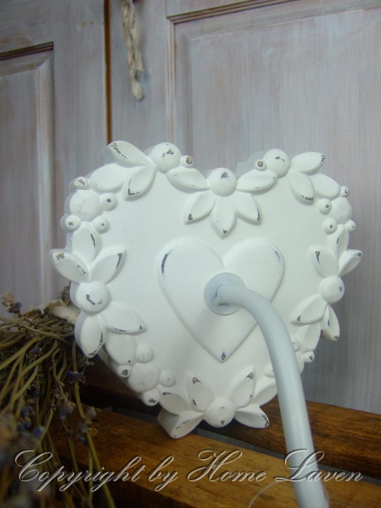 wandlampe lampenschirm wandleuchte e27 antik vintage shabby clayre eef ebay. Black Bedroom Furniture Sets. Home Design Ideas